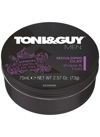 Toni&Guy Tonı&guy Men Krem Wax Mouldıng Clay 75 Ml Renksiz